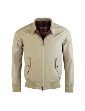 Blouson BARACUTA G9 harrington steve mcqueen Natural 818