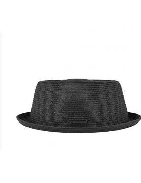 Chapeau Stetson pork Pie black  1698503