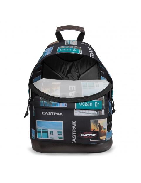 Sac à dos Eastpak wyoming imprimé fantaisie  EK811-A57 open