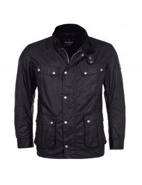 Veste barbour Internationale Duke MWX0337-BK91black
