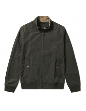 Blouson Barbour Steve McQueen Harrington Rectifier green MCA0427-SG71