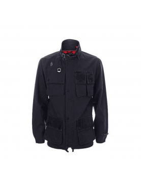 "Veste Luke 1977 ""Oliv"" dark navy"