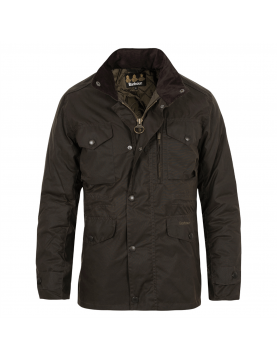 Veste Barbour Sapper MWX0020-OL71 olive face
