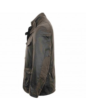 "Veste Barbour Beacon Sport  olive ""James Bond Skyfall "" MWX0007-OL71 coté"