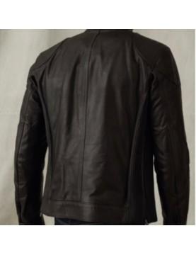 Veste Belstaff gangster 2.0 black  71020819-9000 dos