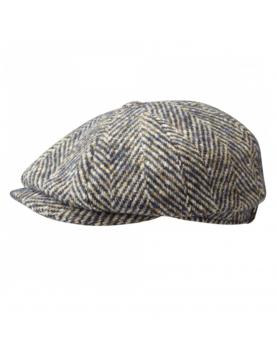 Casquette Stetson hatteras chevron creme 6840502-327