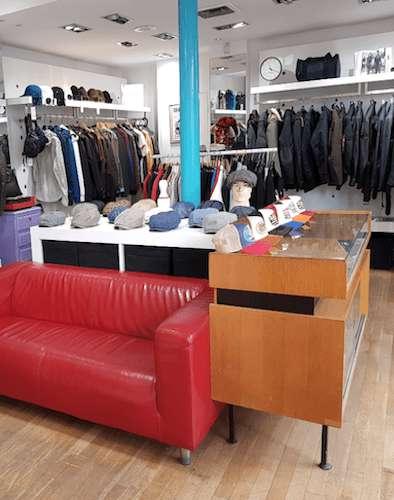 La Boutique Martin C Fashion Sport et musique Barbour Baracuta Stetson Filson C.P Company Krakatau