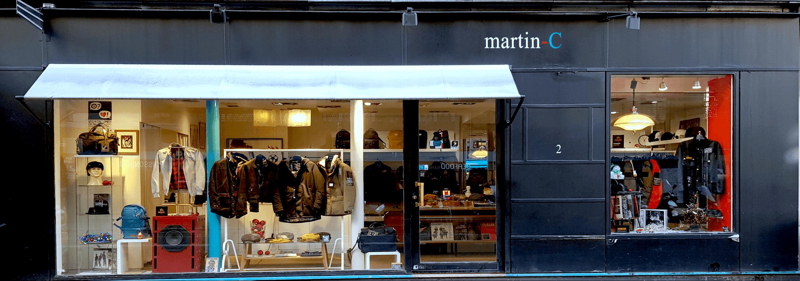 Face boutique Martin C