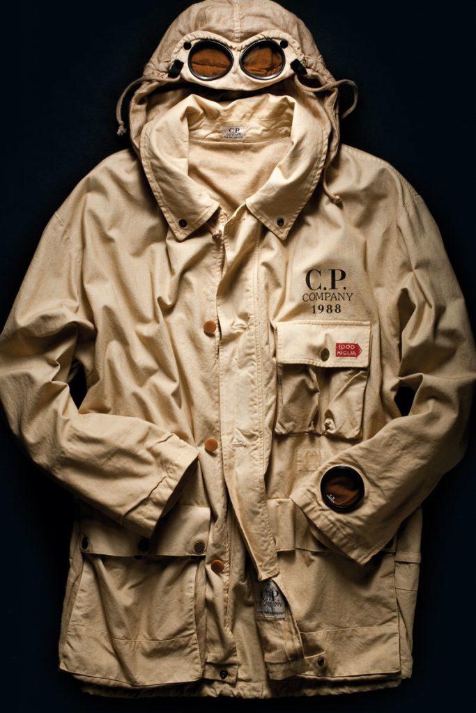 Veste C.P Company Goggle jacket