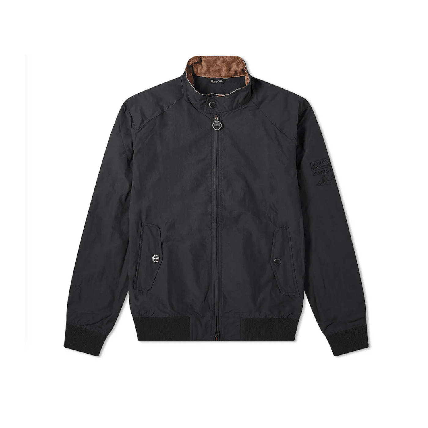 Blouson Barbour harrington rectifier navy