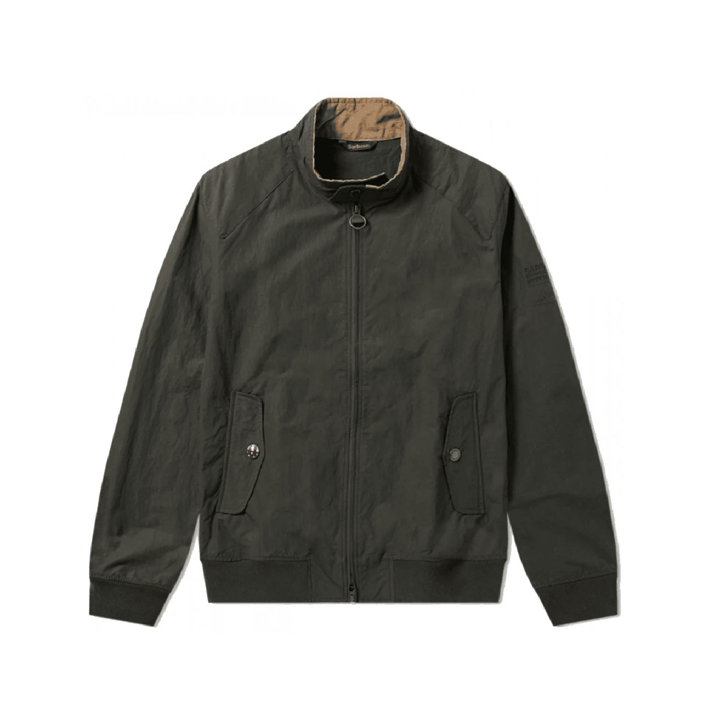 Blouson Barbour harrington rectifier olive