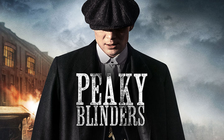 Casquette Stetson hatteras peaky blinders