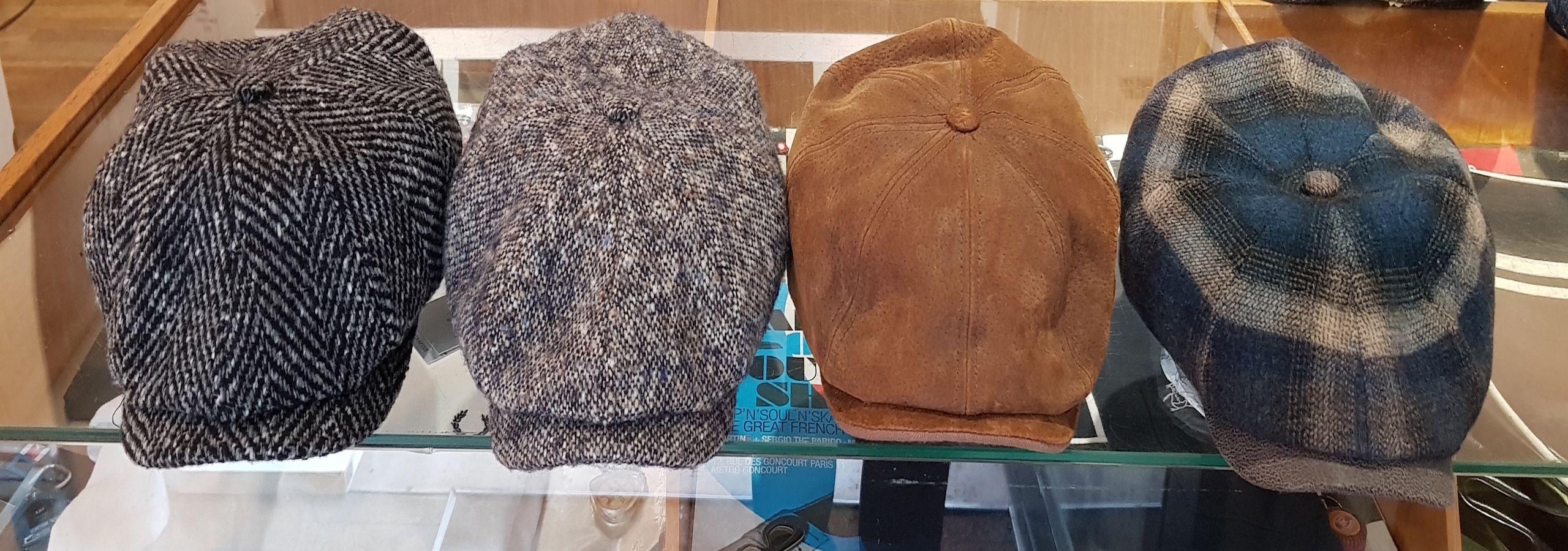 Stetson et sa célèbre casquette iconique: Hatteras