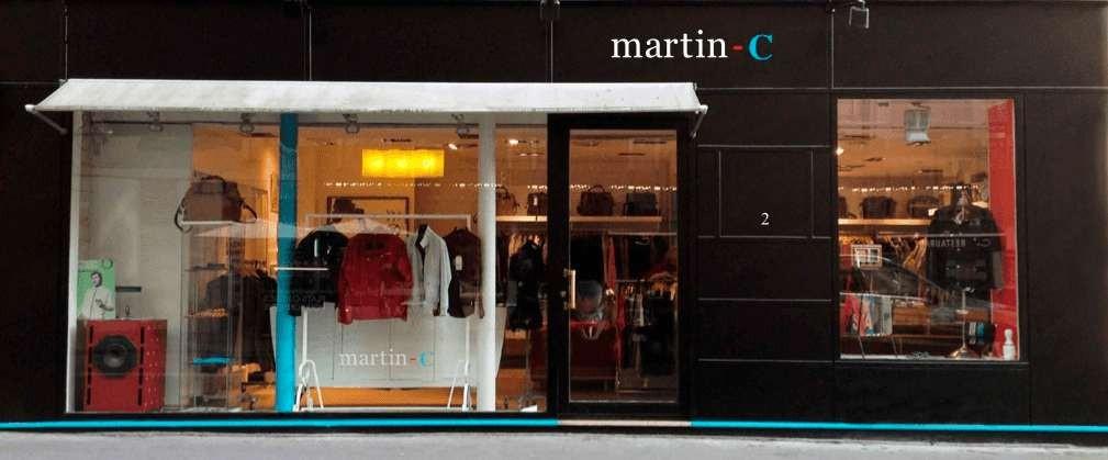 LA BOUTIQUE MARTIN C : La selection pour Mods, Casuals, Bikers et Urban chics.