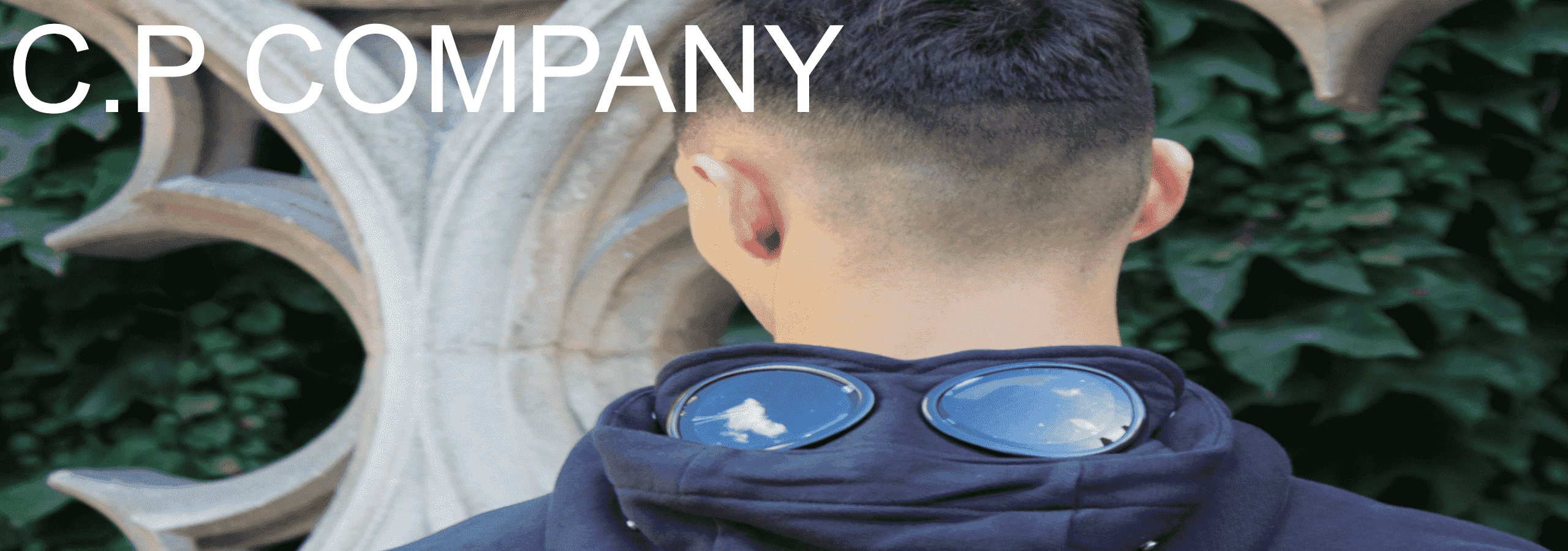C.P COMPANY la marque italienne à l'iconique Goggle jacket